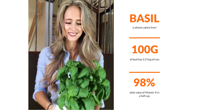My Favourite Foods – Basil