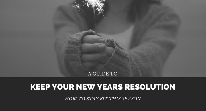 How To Keep Your New Years Resolution To Get Fit